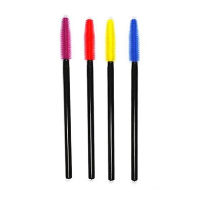 Studio f x mascara wands assorted colors disposable for Mascara wands
