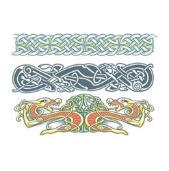 Picture of Body Bands Erin Go Bragh Temporary Tattoos
