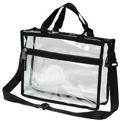 Picture of MST-010 Shoulder Clear Bag (Small)
