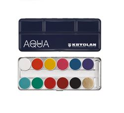 Picture of Aquacolor Palette 12 Color
