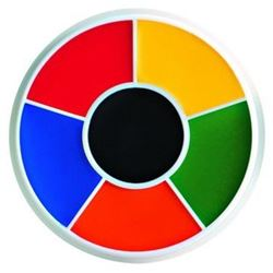 Picture of Rainbow Color Wheel
