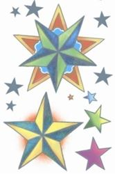 Picture of Vintage - Nautical Stars