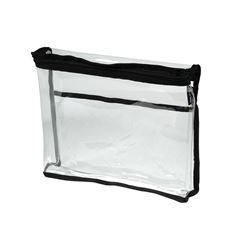 Picture of MST-012 Clear Cosmetic Bag (Medium)
