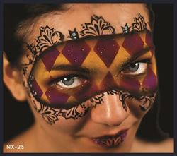 Picture of Mardi Diamond Stencil