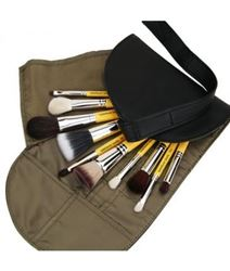 Picture of Travel Mineral 10pc. Brush Set