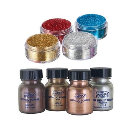 Picture for category Glitters & Shimmer Colors