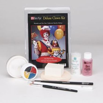 Picture for category Ben Nye Clown Makeup & Character Kits