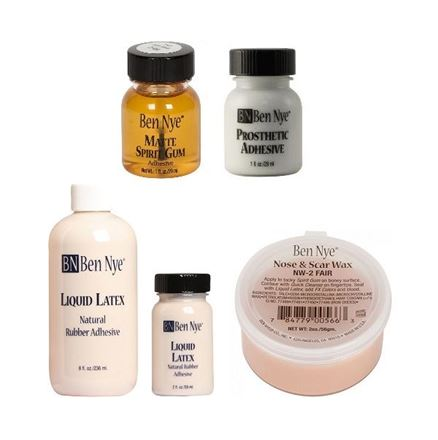 Picture for category Ben Nye Latex, Wax & Adhesives
