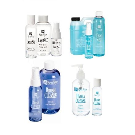 Picture for category Ben Nye Sealers & Cleansers