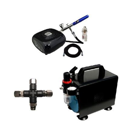 Picture for category Airbrush Equipment