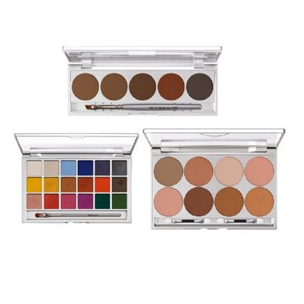 Picture for category Kryolan Palettes & Sets