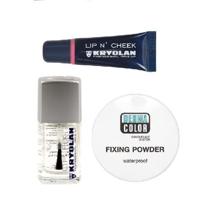 Picture for category Kryolan Powders & Lip Colors