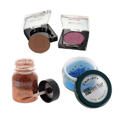 Picture for category Eyeshadows & Glitters
