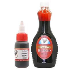 Picture of Drying Blood Syrup