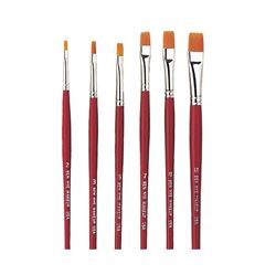 Picture of Flat Brushes