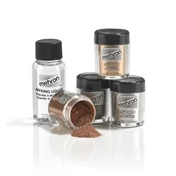 Picture of Metallic Powder with Mixing Liquid