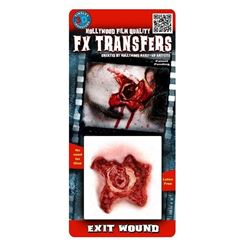 Picture of Exit Wound