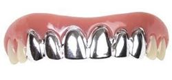 Picture of Billy Bob Platinum teeth