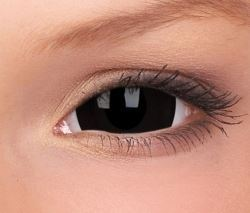Picture of Sclera Lenses-BLACK