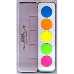 Picture of UV DAYGLOW Pressed Shadow Palette