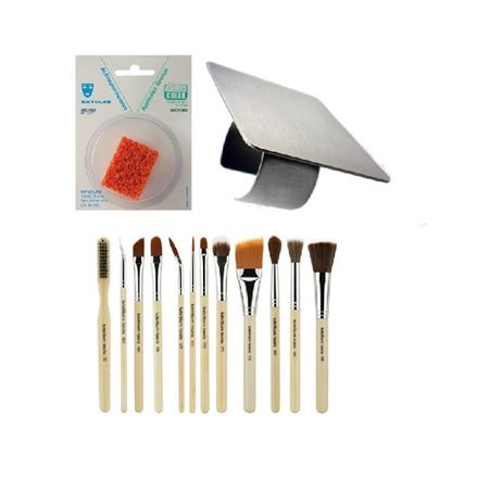Picture for category Brushes, Applicators, Tools & Molds