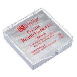 Picture of Gelatin Blood Capsules