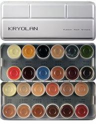 Picture of Kryolan 24 Color RMGP Palette