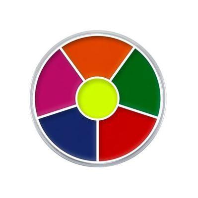 Picture of Kryolan UV Supracolor Creme Wheel