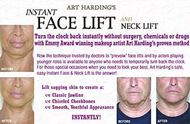 Picture of Art Harding Face Lifts