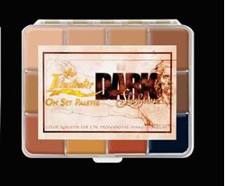 Picture of On Set Dark Fleshtone Palette