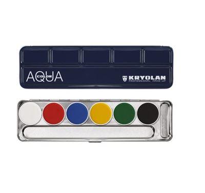 Picture of Aquacolor Palette 6 Color