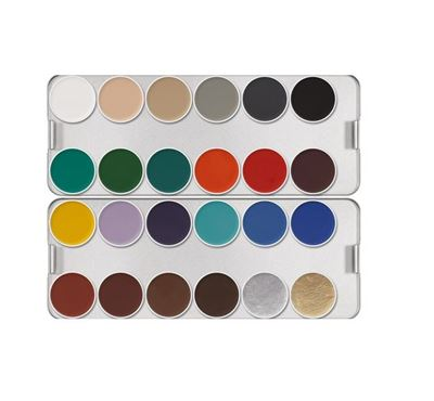 Picture of Aquacolor Palette 24 Color
