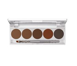 Picture of Kryolan Eyebrow Powder 5 Color Palette