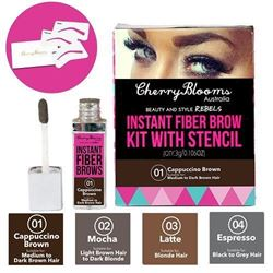 Picture of Cherry Blooms Instant Fiber Brow Kit
