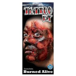 Picture of Trauma - Burned Alive
