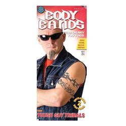 Picture of Body Bands Tough Guy Tribal - Tough