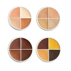Picture of Ben Nye Concealer Wheels - Four Color