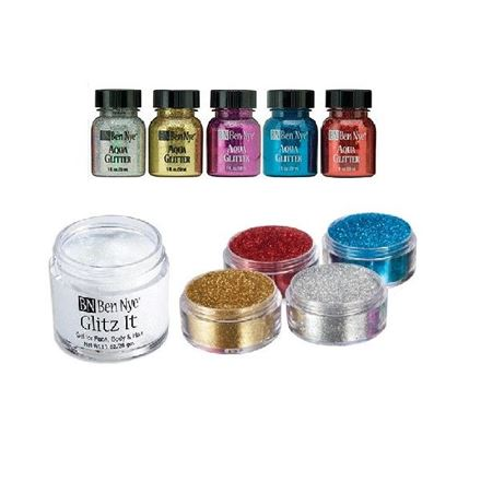 Picture for category Ben Nye Glitters & Shimmers