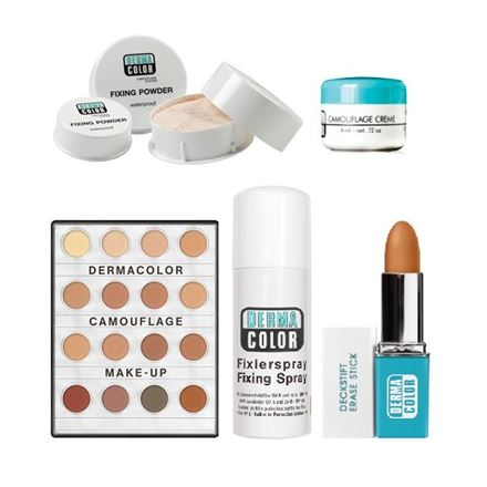 Picture for category Kryolan DermaColor Camoflauge