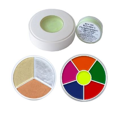 Picture for category Kryolan Creme Colors