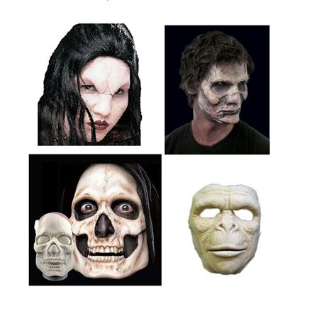 Picture for category Foam Latex Prosthetics