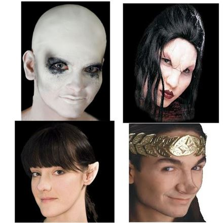 Picture for category Latex Prosthetics