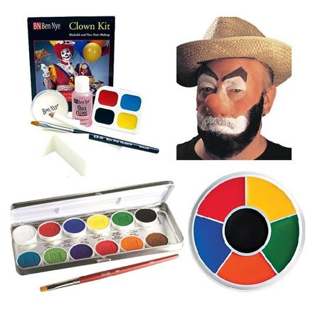 Picture for category Clown Makeup