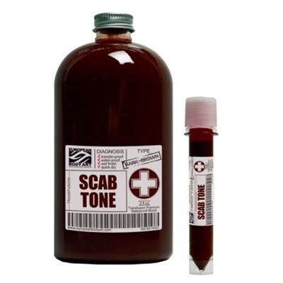 Picture of Scab (Dark Brown)