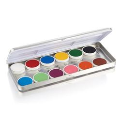 Picture of Master Creme Palette 12 Color