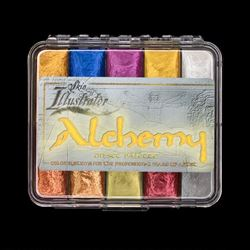 Picture of On Set Alchemy Palette