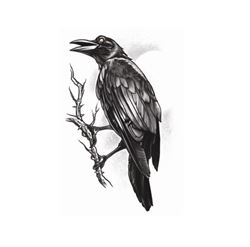 Picture of Goth - The Raven