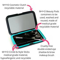 Picture of M.Y.O. Cosmetic Clutch PRO KIT