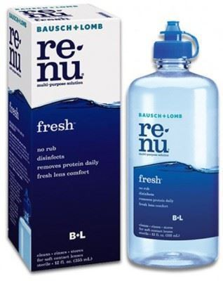 Picture of ReNu Fresh Contact Solution
