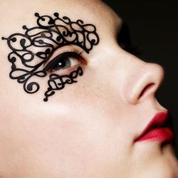 Picture of Face Lace - SwirlyQueue